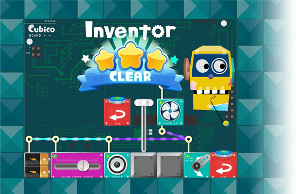 Inventor App stage that provide device-driven experience in everyday life img